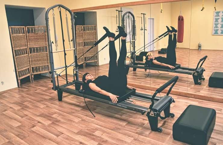 Studio Ida otevřelo Pilates kliniku – cvičení na Pilates strojích!